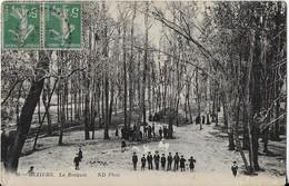 BEZIERS : Le Bosquet  (1914) - Beziers
