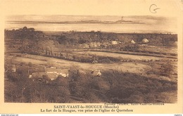 50-SAINT VAAST LA HOUGUE-N°504-H/0201 - Saint Vaast La Hougue