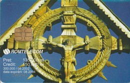 TARJETA TELEFONICA DE RUMANIA. Traditional Gates 1. ROM-0162. (011) - Romania