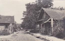AK Foto Kozenyaty - Dorfstrasse - Belarus - 1917 (41811) - Weißrussland