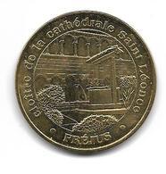 @+ Médaille Monnaie De Paris - Frejus - 2011 - Monnaie De Paris