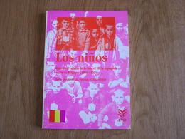 LOS NINOS Histoire D'Enfants De La Guerre Civile Espagnole Exilés En Belgique Guerre Espagne 1936 1939 Histoire Enfant - Guerra 1939-45