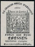 Etiquette De Vin // Epesses, Le Choeur Mixte Vaud, Suisse - Musique