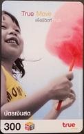 Mobilecard Thailand - True Move - Kind,child - Sweets - Thaïland