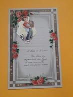Nieuwjaarsbrief - Lettre De Nouvel An - 1945 - Announcements