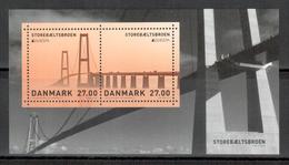 Dänemark / Denmark / Danemark 2018 Block/souvenir Sheet EUROPA ** - 2018