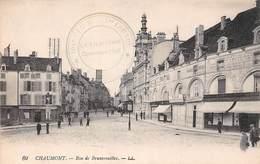 Chaumont (52) - Rue De Bruxereuilles - Chaumont