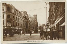 64-134 United Kingdom Liverpool Church Street - Verenigd-Koninkrijk