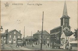 BELGIQUE - FELDPOST - LIEGE - ANGLEUR Place De L'Eglise - Belgique
