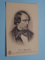 Pierre De Cornélius Peintre 1783 - 1867 (Coll. L'Eclipse PL) Anno 19?? ( Zie Foto Details ) ! - Célébrités