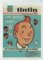 Ficha Tebeo Numerada 338: Tintin, Revista, Edit Juventud - Libros, Revistas, Cómics