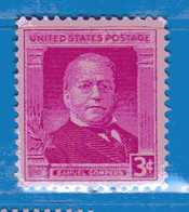 (Mn1) Stati Uniti * - 1950.- Samuel Gompers - Yvert. 539. Mn - Avec Charnière - Nuovi. - United States