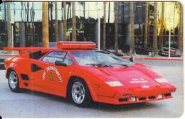 USA - Ferrari, US Prepaid Card 10 Units, Mint - Cars