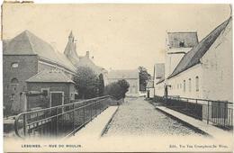 Lessines - Rue Du Moulin 1907 - Lessen