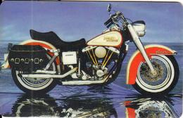 USA - Harley Davidson, US Prepaid Card 10 Units, Mint - Motorbikes
