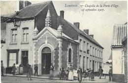 Lessines - Chapelle De La Portre D'Ogy 1907 - Lessen