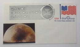 Weltraum USA Space Exploration Station  Moon Virginia 1998  ♥ (30935) - Raumfahrt