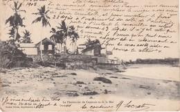 Le Penitencier De Cayenne Vu De La Mer - Cayenne