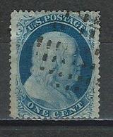 USA Sc 24, Mi 8 O Used - Gebruikt