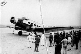 1933 / PHOTO / AVION / WIBAULT PENHOËT 282 T 12 / AIR FRANCE / F-AMHM / PIERRE COT / LE  BOURGET / AGENCE ROL - Aviación