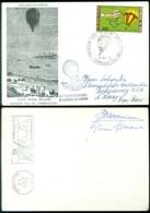 Mali 1972 Ballonvlucht Naar Timboektoe Gevlogen Door Familie Boesman - Mali (1959-...)