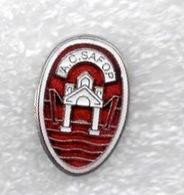 AC Sapof - Pordenone Distintivi FootBall Soccer Spilla Pins Italy - Calcio