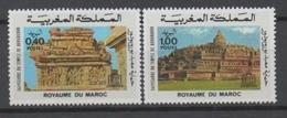 Maroc N°754 Et 755** - Marokko (1956-...)