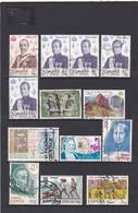 TIMBRES  ESPAGNE Oblitérés Idéal Oblitérations Et Nuances - Stamps