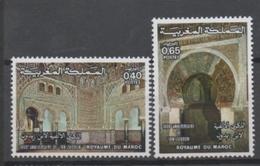 Maroc N°750 Et 751** - Marokko (1956-...)