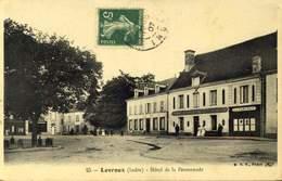 36 - LEVROUX -- Hôtel De La Promenade / A 462 - Issoudun