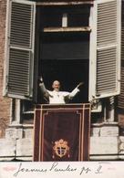 PAPA GIAVANNI PAOLO II-  VIAGGIATA F.G - Vaticano