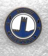 Club Sportivo Scandicci Calcio Distintivi FootBall Soccer Spilla Pins Italy - Football