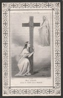 Marie Elisabeth Brouwers-hasselt 1777-peer 1864 - Devotion Images