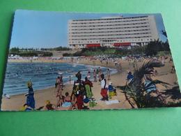 CPSM-  DAKAR - N'Gor Le Grand Hôtel Et La Plage - Senegal