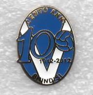 2012 - 100° Anniversario Brindisi Calcio Distintivi FootBall Soccer Spilla Pins Italy - Calcio