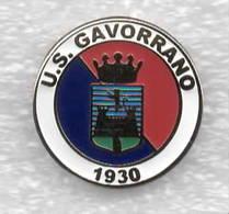 US Gavorrano Calcio Grosseto Distintivi FootBall Soccer Spilla Pins Italy - Calcio