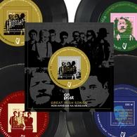Ireland/Eire 2019 - Rock Great Irish Songs Collector Pack Of 4 Stamp Discs - 1949-... República Irlandése