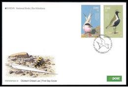 Ireland/Eire 2019 - Europa C.E.P.T. Birds FDC - 1949-... República Irlandése
