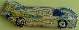 Pin's PORSCHE - 24H DU MANS - BLAUPUNKT - SHELL - Porsche