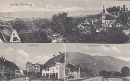 Lochau - Vorarlberg - Dorfpartie & Bahnhof Mit Pfänder - Lochau