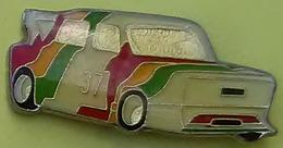 Pin's RALLYE - SIMCA RALLYE 3 - Rallye