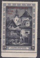 Croatia 1943 Mi#117 Mint Never Hinged - Kroatien