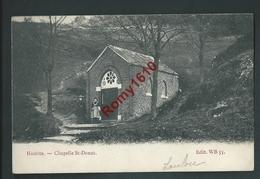 Hamoir - Chapelle St-Donat (WB55) - Hamoir