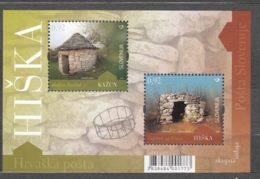 Croatia 2009 Mi#Block 37 Mint Never Hinged - Croatie