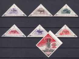 Great Britain Lundy 1961 Europa Private Issue, Horses, Mint Never Hinged - Local Issues