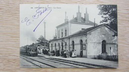 Ancenis ,  La Gare . - Ancenis