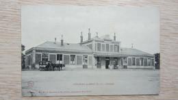 GOURNAY-EN-BRAY ,  La Gare . - Gournay-en-Bray
