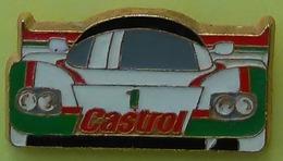 Pin's 24 H DU MANS - CASTROL - F1