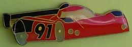 Pin's 24 H DU MANS 91 - F1