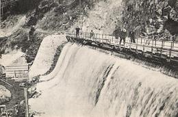 Aveyron. Déversoir De L'usine Du Truel Sur Le Tarn.  Sté D' énergie électrique De La Sorgue Et Du Tarn 1922 - Old Paper